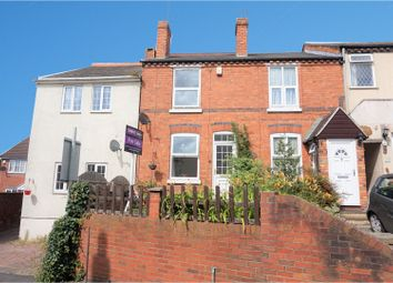 Thumbnail 3 bed terraced house for sale in Bank Road, Lower Gornal