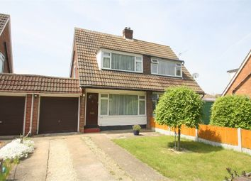 Thumbnail 2 bedroom semi-detached house for sale in Worple Road, Staines-Upon-Thames, Surrey