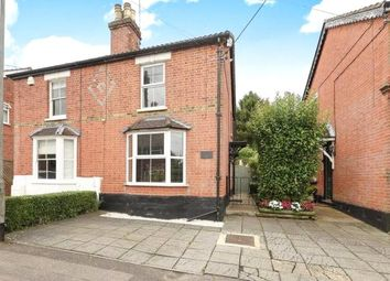 Thumbnail 2 bed semi-detached house for sale in North Road, Ascot, Berkshire