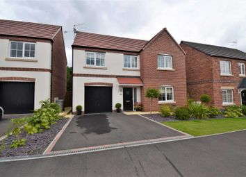 Thumbnail 4 bedroom detached house for sale in Kingfisher Way, Ollerton, Newark