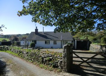 Thumbnail 3 bed detached bungalow for sale in College Road, Camelford