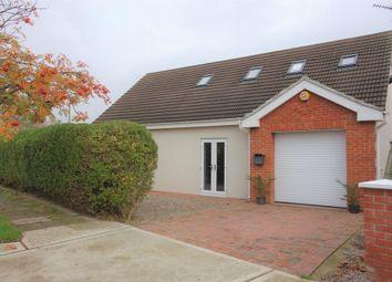 Thumbnail 4 bed semi-detached house for sale in Sands Lane, Oulton, Lowestoft