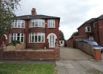 Thumbnail 3 bed semi-detached house for sale in Broadway, Royton, Oldham