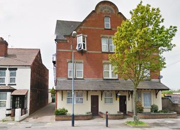 Thumbnail 1 bed flat to rent in Manchester House, Church Road, Warwickshire
