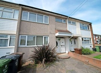 Thumbnail 3 bed terraced house for sale in Ridgewell Close, Dagenham, Essex