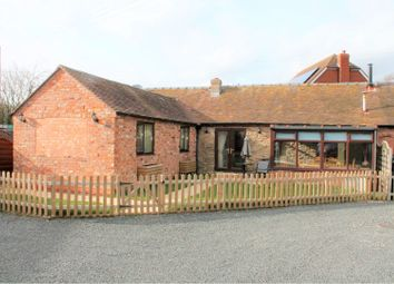 Thumbnail 3 bed barn conversion for sale in Stottesdon, Kidderminster