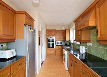 Thumbnail 3 bed detached bungalow for sale in Compton Avenue, Goring-By-Sea, Worthing, West Sussex