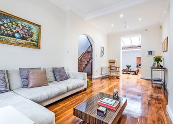 Thumbnail 3 bedroom terraced house for sale in Napier Road, Holland Park, London