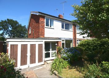 Thumbnail 3 bed semi-detached house for sale in Sussex Avenue, Gawsworth, Macclesfield