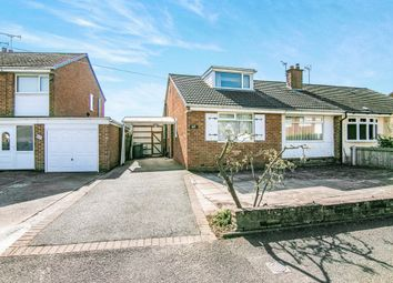 Thumbnail 2 bed semi-detached bungalow for sale in Somerset Road, Heswall, Wirral