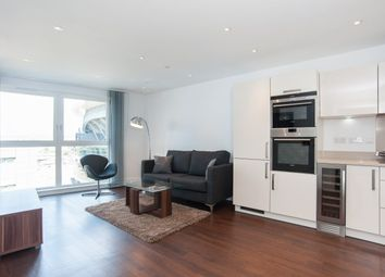 Thumbnail 2 bed flat to rent in Lime Wharf, Wharf Road, London