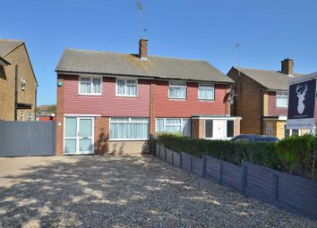 Thumbnail 3 bedroom semi-detached house for sale in Shenley Road, Bletchley, Milton Keynes