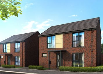 "Thumbnail 3 bed property for sale in ""The Wells"" at Campsall Road, Askern, Doncaster"