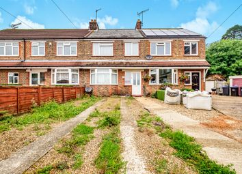 Thumbnail 3 bedroom terraced house for sale in Northbrook Close, Broadwater, Worthing