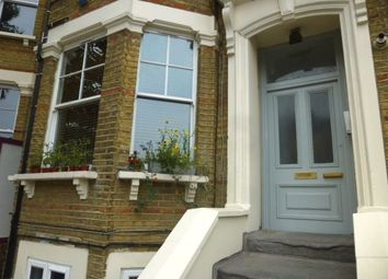 Thumbnail 1 bed flat to rent in Thistlewaite Road, London