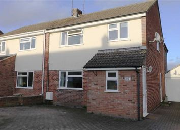 Thumbnail 3 bed semi-detached house for sale in 21, White Lion Park, Malmesbury