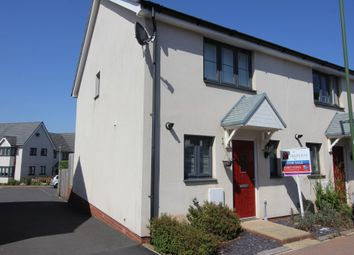 Thumbnail 2 bed end terrace house for sale in Mimosa Way, Elberry Gardens, Paignton