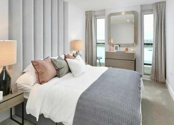Thumbnail 1 bed flat for sale in Reminder Lane, Greenwich, London