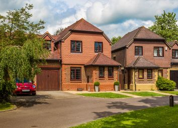 Thumbnail 3 bed link-detached house for sale in New Place Gardens, Lingfield, Surrey