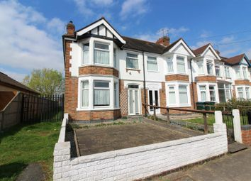 Thumbnail 3 bed end terrace house for sale in Rosslyn Avenue, Coundon, Coventry