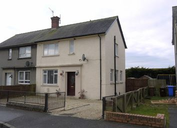 Thumbnail 3 bed semi-detached house for sale in Mossgreen Place, Ayr