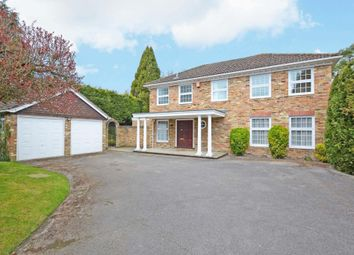 Thumbnail 4 bedroom detached house to rent in Redcourt, Pyrford