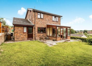 Thumbnail 3 bed detached house for sale in Pen Y Cae Avenue, Gobowen, Oswestry