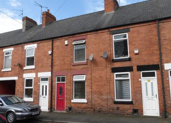 Thumbnail 2 bed terraced house for sale in Carlingford Road, Hucknall, Nottingham