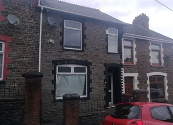Thumbnail 3 bed terraced house for sale in Gwernifor Street, Mountain Ash, Mid Glamorgan