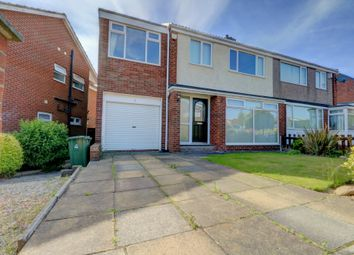 Thumbnail 4 bed semi-detached house for sale in Southlands, Eighton Banks, Gateshead