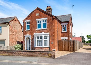 Thumbnail 4 bed detached house for sale in Ramnoth Road, Wisbech