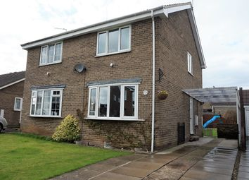 Thumbnail 2 bedroom semi-detached house for sale in Fairfield, Thirsk