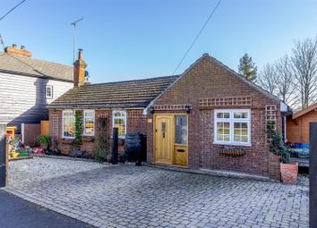Thumbnail 2 bed detached bungalow for sale in Roman Road, Mountnessing, Brentwood