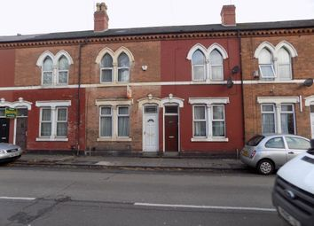 Thumbnail 3 bed terraced house for sale in Stoney Lane, Balsall Heath, Birmingham, West Midlnds B12, Birmingham,
