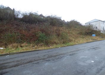 Land for sale in Blandy Terrace, Nantymoel, Bridgend. CF32