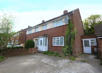 Thumbnail 3 bed semi-detached house for sale in Queensmere, Benfleet