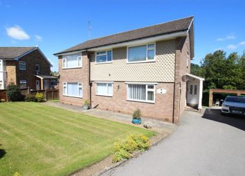 Thumbnail 3 bed flat for sale in Graham Crescent, Scarborough