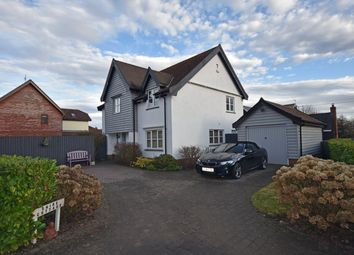 Thumbnail 4 bed detached house for sale in Fenns Meadow, Combs, Stowmarket, Suffolk
