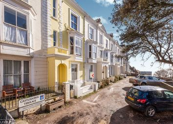 Thumbnail 3 bed flat to rent in Castledown Terrace, Hastings