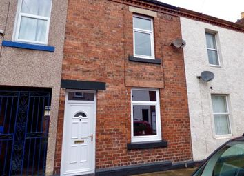 Thumbnail 3 bed terraced house for sale in Lindisfarne Street, Carlisle, Cumbria