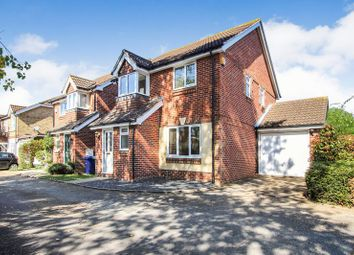 Thumbnail 3 bed detached house for sale in Nordmann Place, South Ockendon