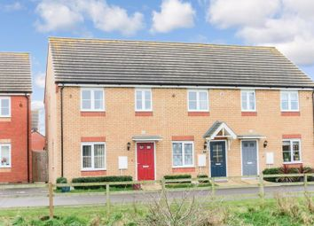 Thumbnail 3 bed semi-detached house for sale in Shelsley Walsh Rise, Bourne
