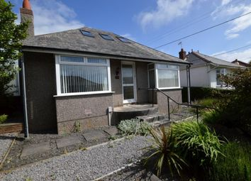 Thumbnail 4 bed detached bungalow for sale in Springfield Road, Plymouth, Devon