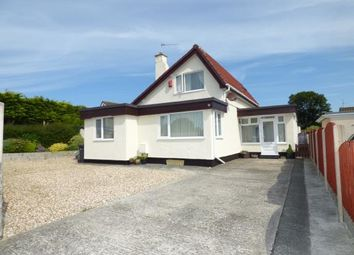 Thumbnail 3 bed detached house for sale in Lon Gardener, Valley, Holyhead, Sir Ynys Mon