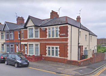 Thumbnail 4 bedroom end terrace house for sale in Clodien Avenue, Cardiff