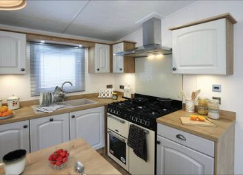 Thumbnail 2 bed lodge for sale in Kirkgate, Tydd St. Giles, Wisbech