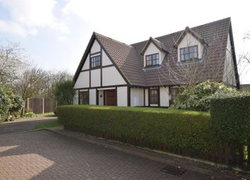 Thumbnail 5 bed detached house for sale in Clarkesmead, Tiptree, Colchester