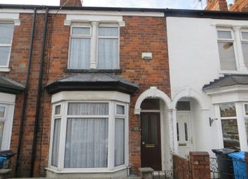 Thumbnail 2 bedroom terraced house for sale in Belvoir Street, Hull