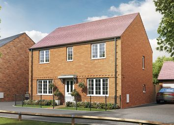 "Thumbnail 4 bedroom detached house for sale in ""The Chedworth"" at Cranford Road, Kettering"