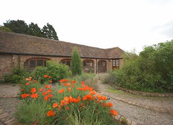Thumbnail 2 bed barn conversion to rent in Little Tarrington, Hereford